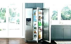 clear door refrigerator clear door fridge clear door fridge clear glass front refrigerator residential glass front