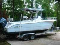 sea pro powerboats for by owner 2003 acworth 25 sea pro 255 cc