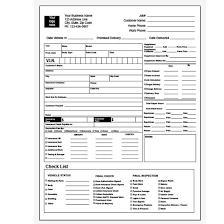 auto body repair invoice automotive repair invoice work order estimates