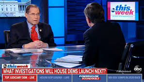 Image result for nadler witch hunt