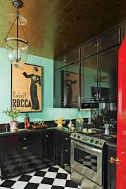 Art Deco Kitchen Kitchen Furniture Cool Art Deco Kitchen Cabinets Integrated With