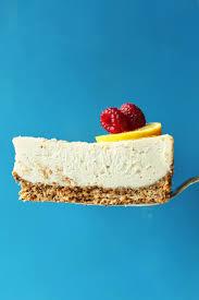 Minimalist Baker Tofu Cheesecake