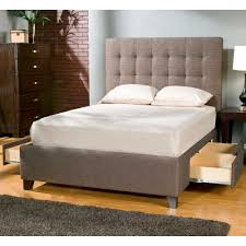 ... Upholstered Bed With Storage Bed With Storage Underneath Upholstered Queen  Bed With Storage: ...