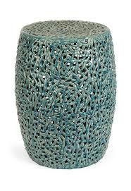 ceramic garden stools. Ceramic Garden Stools