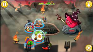 Angry Birds Epic - WizPig DEMONIACO - YouTube