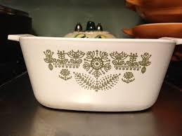 Vintage Corningware Patterns