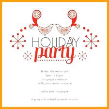 Company Christmas Party Invite Template Corporate Holiday Invitation Templates Free Holiday Party Invitation