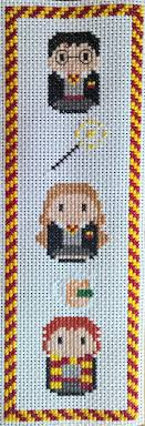 Cross Stitch Bookmark Patterns Simple Design