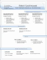 Download Resume Templates Word New Resume Templates Microsoft Word
