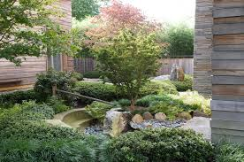 Perfect Japanese Inspired Garden Irvington New York Autumn Part 15