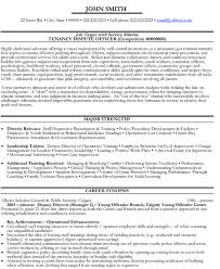 Sample Government Resume Pusatkroto Com