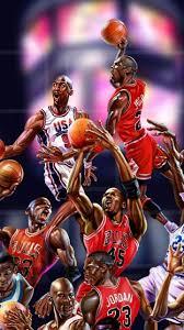 Michael jordan art, Sports wallpapers ...