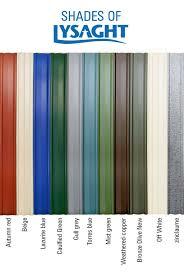 Bluescope Color Chart Bluescope Lysaght Lanka Pvt Ltd