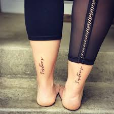 101 Coolest Sister Tattoos This Year With Meanings Rawiya
