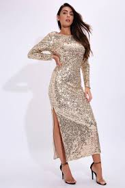 Sequin Dresses Isawitfirst