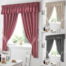 Yellow And Red Kitchen Curtains Yellow Kitchen Curtains Of Beautify Your House With Kitchen