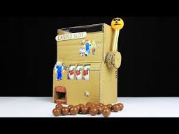 Sticker Vending Machine Cardboard Magnificent DIY Money Operated Candy Machine From Cardboard YouTube Jacks