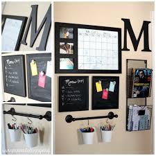 kitchen office organization. 20 inspiring home command centers kitchen office organization i