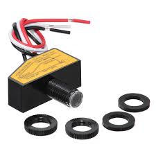 Mini Photocell Light Sensor Us 3 95 32 Off 12v Dc Dusk To Dawn Photocell Switch Mini Automatic Light Sensor Switches Lighting Accessories Mayitr In Switches From Lights