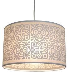 extra large drum lamp shades tile pendant shade white s