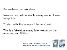 how to start ielts writing task minute tutorial 8