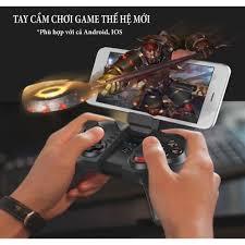 Giá bán Tay cầm chơi game IPEGA chính hãng kết nối nhanh Bluetooth với mọi điện  thoại android ios TV PC TV Box thông minh