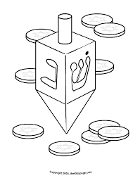 Hanukkah Coloring Pages Printable Coloring Home