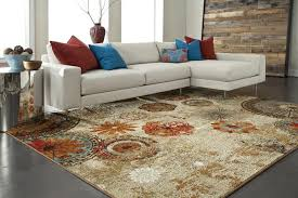 mohawk home caravan medallion area rug