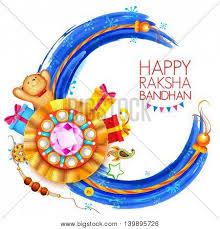 Chart On Raksha Bandhan Illustration Vector Photo Free Trial Bigstock