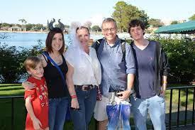 Rick Disney family
