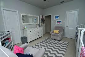 round grey and white nursery rug rugs boy black water