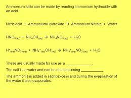 3 ammonium