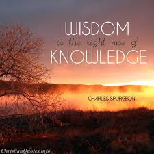 Quotes On Wisdom Best Charles Spurgeon Quote Wisdom ChristianQuotes