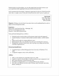 gallery of agreeable front office resume hotel in office assistant job description sample front desk receptionist