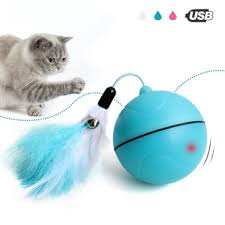 <b>yooap</b> creative <b>cat</b> toys interactive automatic rolling ball for dogs ...