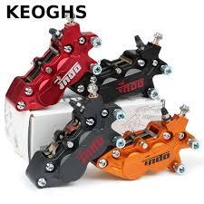 <b>Keoghs Universal Motorcycle</b> Parts Modification 4 Piston Brake ...