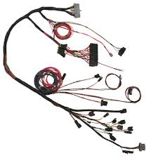 mg 65 ford 2 3 turbo engine swap harness ron francis wiring Ford Stand Alone Wiring Harness mg 65 ford 2 3 turbo engine swap harness 4.6 ford stand alone wiring harness