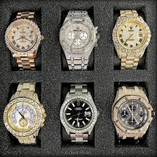 your favorite bust down piece a friend who would love this call or email us for your next watch
