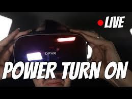 Live <b>DPVR P1</b> Pro <b>4k</b> First Impressions & Power turn on ...