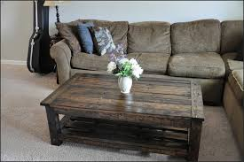 astonishing teak rectangle rustic wood pallet coffee table with storage ideas to complete small living room ideas