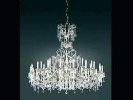 brushed nickel crystal chandelier with crystals flush mount glass drop satin chandeliers