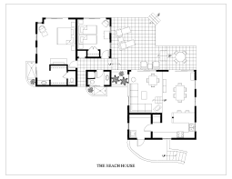 Floor Plans For Beach House  Home ACTBeach Cottage Floor Plans
