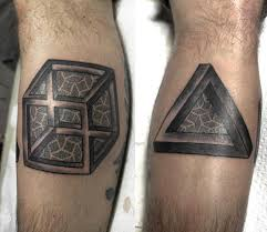 татуировка треугольник значение эскизы тату и фото
