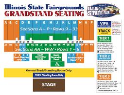 69 Rigorous Puyallup Fair Grandstand Seating