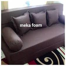 sofa lipat. sofabed lipat sofa bed inoac kasur busa super p