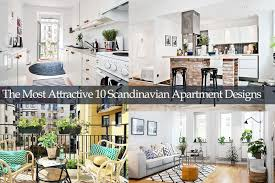 Apartment Designers Extraordinary The Most Attractive 48 Scandinavian Apartment Designs