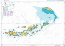 Bvi Navigation Charts Ukho Ba Chart 2006 West Indies Virgin Islands Anegada To Saint Thomas