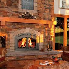 Wood Burning Fireplace High Country 6000  NZ6000