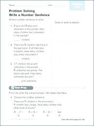 Complete Sentence Worksheets Writing Sentences High School And ...