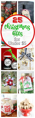 pin it 25 gifts for for under 5 these cute and holiday gift